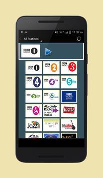 Radio UK apk screenshot