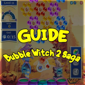 Guide for Bubble Witch 2 Saga icon