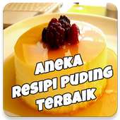 Aneka Resepi Puding icon