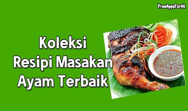 Aneka Resepi Ayam poster