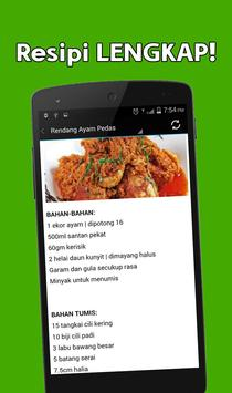 Aneka Resepi Ayam apk screenshot