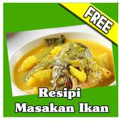 Resepi Masakan Ikan icon