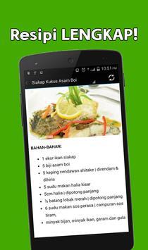 Resepi Masakan Ikan apk screenshot