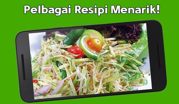 Resepi Masakan Ala Thai apk screenshot