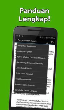 Sujud Sajadah apk screenshot