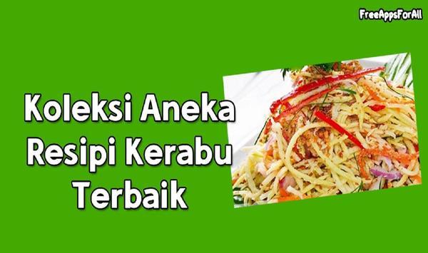 Resepi Kerabu poster