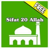 Sifat 20 Allah icon