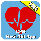 CPR First Aid App icon