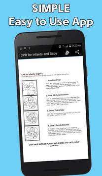 CPR First Aid App screenshot 2