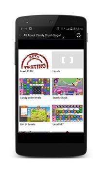 NEW Candy Crush Saga Guide apk screenshot