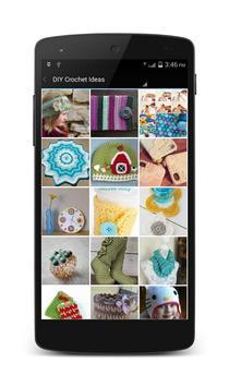 DIY Crochet Patterns Ideas poster