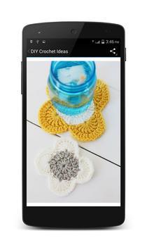 DIY Crochet Patterns Ideas apk screenshot