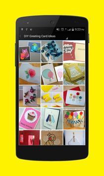 DIY Greeting Card Ideas poster