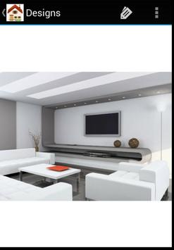 Living Room Designs screenshot 1
