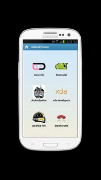Forums for Android News apk screenshot