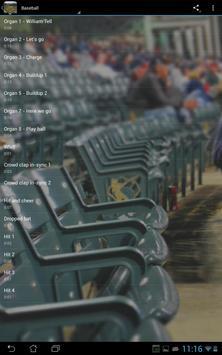 The Sounds of Baseball screenshot 1
