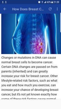 Breast Cancer Awarness screenshot 1