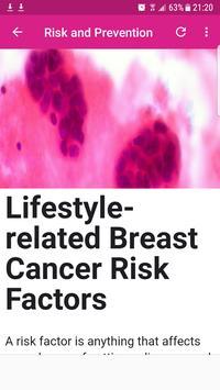Breast Cancer Awarness screenshot 2