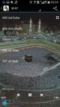 Mishary Rashid Quran screenshot 8