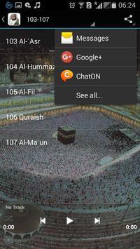 Mishary Rashid Quran screenshot 2