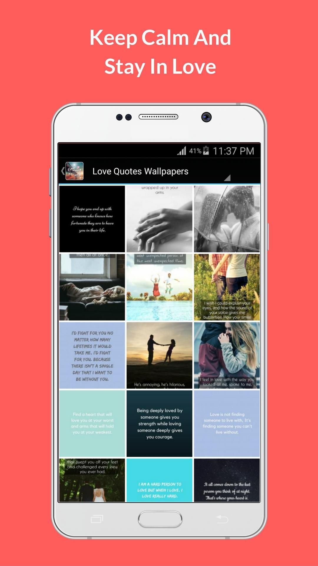 Love Quotes Wallpapers for Android - APK Download