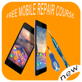 Mobile Phone Basic Reparing Cours Pro 2017 icon