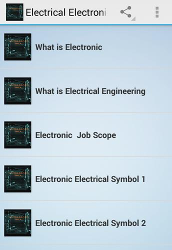 Electrical Electronic Symbols Apk Download Free Education App For