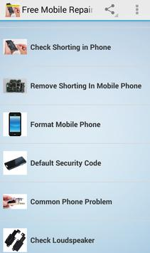 Free Mobile Repair Course for Android - APK Download