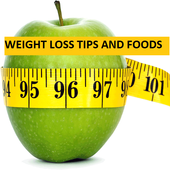 Weight Loss Tips and Foods icon