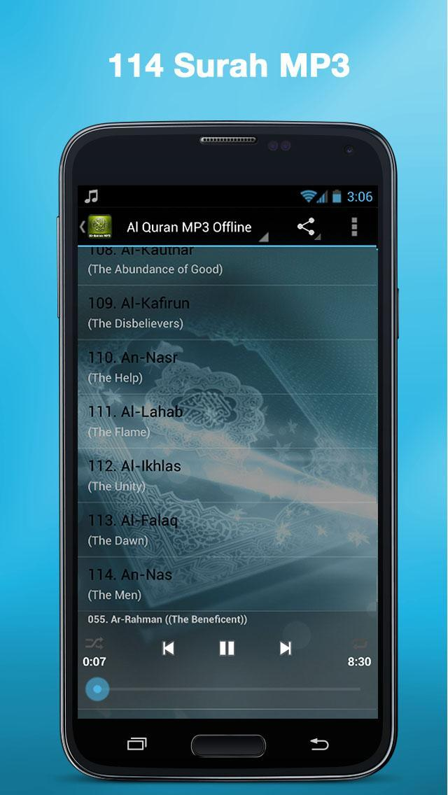 Quran MP3 (Without Internet) for Android - APK Download