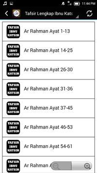 Surah Ar Rahman dan Tafsir screenshot 3