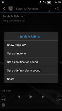 Surah Ar Rahman dan Tafsir screenshot 1