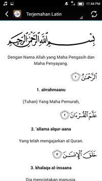 Surah Ar Rahman dan Tafsir screenshot 2