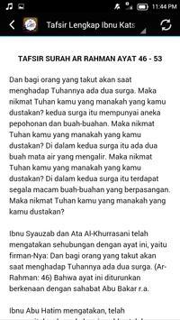 Surah Ar Rahman dan Tafsir screenshot 4