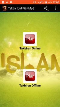 Takbir Idul Fitri Mp3 poster