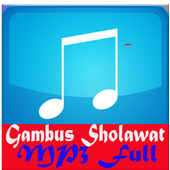 Gambus Sholawat MP3 Full icon