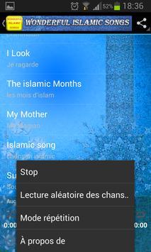 Islamic songs screenshot 2