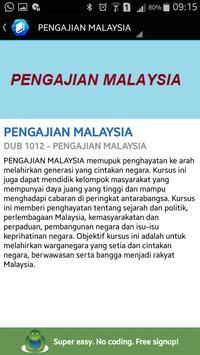 e-Pengajian Malaysia apk screenshot