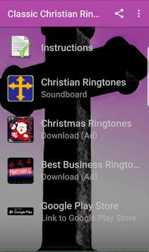 Classic Christian Ringtones poster