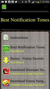 Best Notification Tones poster