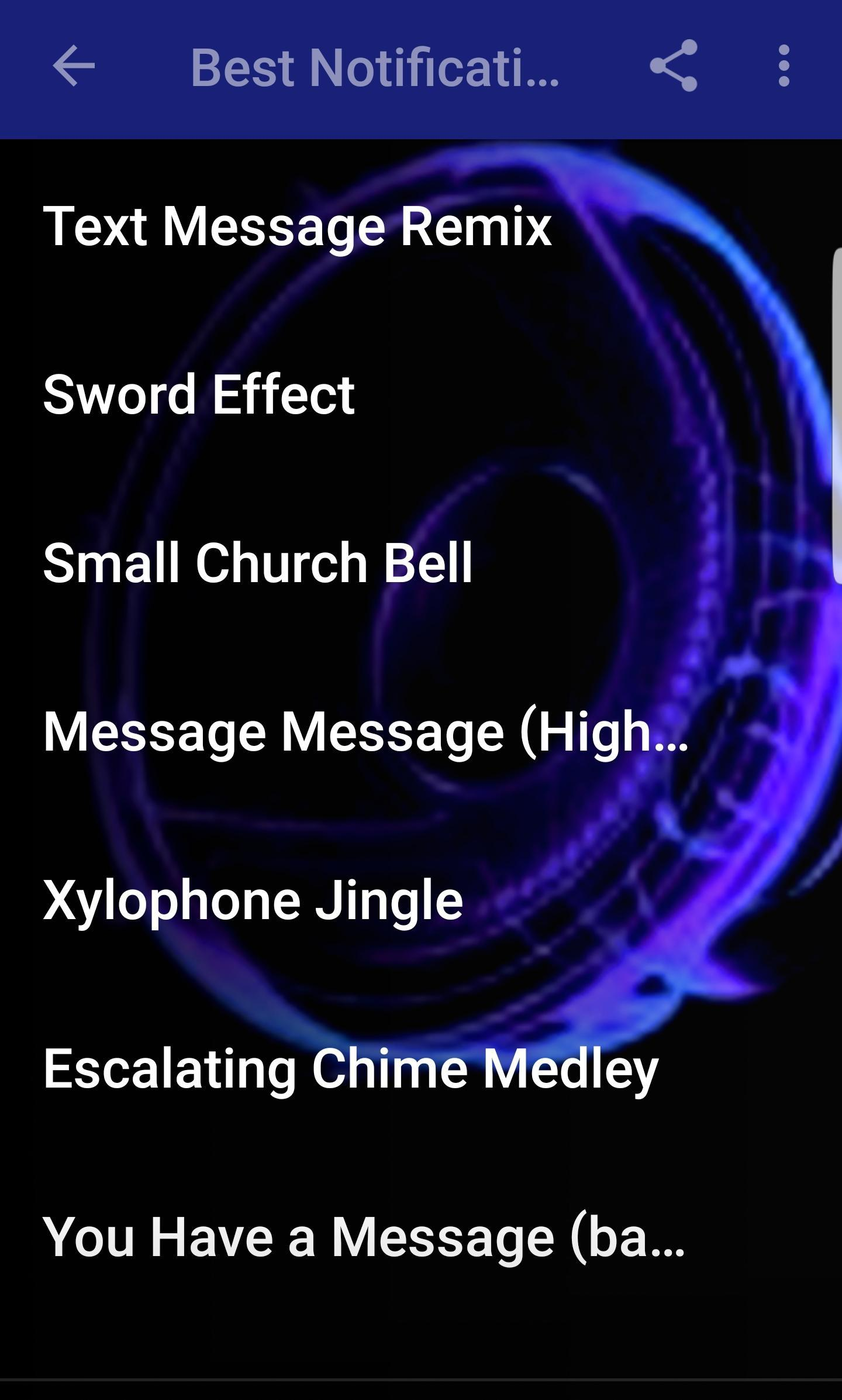 Best Notification Tones for Android - APK Download