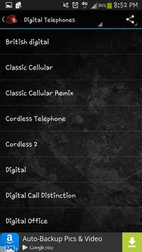 Classic Telephone Ringtones apk screenshot