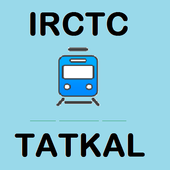 Train Irctc tatkal icon