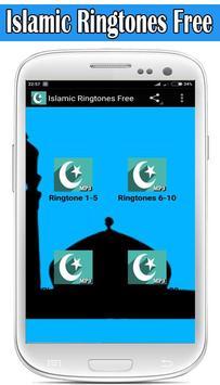 Islamic Ringtones Free poster