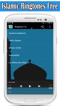 Islamic Ringtones Free apk screenshot
