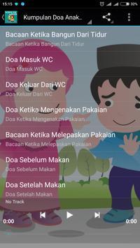 Doa Anak Muslim screenshot 1
