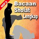 Bacaan Sholat Lengkap MP3 APK