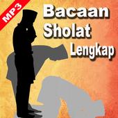 Bacaan Sholat Lengkap icône