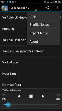 Lagu Qasidah MP3 screenshot 3