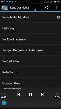 Lagu Qasidah MP3 screenshot 1